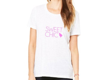 Women's Easter Shirt -SWEET CHIC