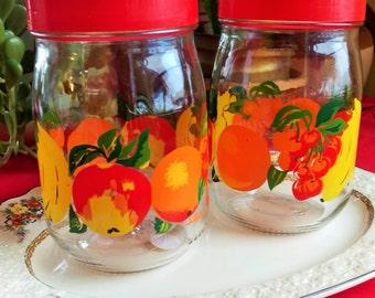 Vintage Le Parfait Jars 70's