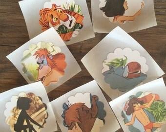 Jungle Book Stickers