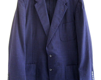 1950's Men's light weight  jacket / sports coat / blazer