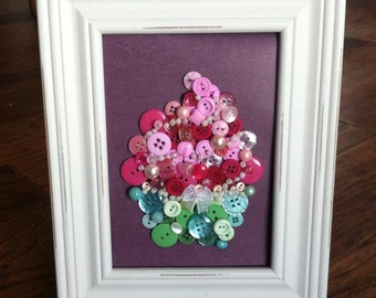 Little Cupcake Wall Decoration