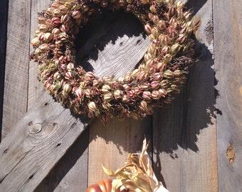 Love in a Mist ( Nigella ) Wreath