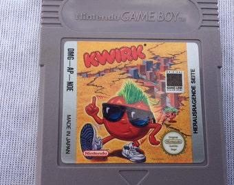 Kwirk Nintendo Gameboy - German Exclusive