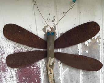 Handmade Dragonfly