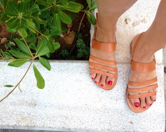 New Leather Sandals, Handmade sandals, Womens sandals, Genuine leather