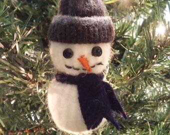 Snowman Ornament (09)