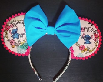 Lilo & Stitch Ears