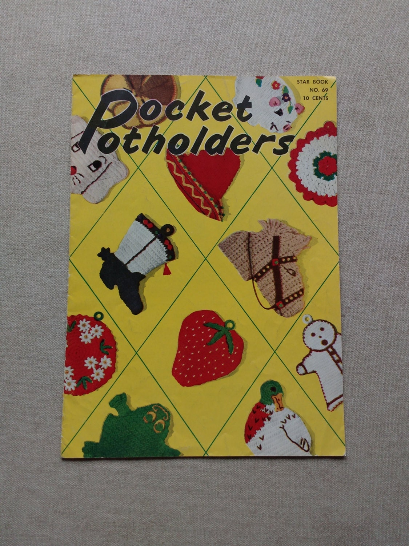 Pocket Potholders 1950 Star Book No 69
