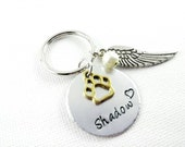Dog Memorial Remembrance Keychain Dog Lover Gift Pet Loss Dog Loss