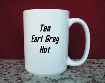 Tea Earl Grey Hot Mug