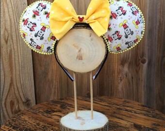 Mickey and Minnie Disney Muse Ears