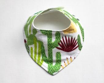 Cactus Fields - Petite Bib