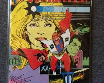 "DC Comics Manhunter Special #1 ""Manhunter Vs. The Council!"" 1984"