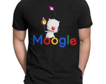 Moogle T-shirt (Final fantasy)