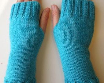 Turquoise Wrist Warmer