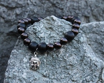 Cool bracelet with Buddha