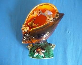 seashell lamp Vallauris