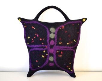 Butterfly bag * black
