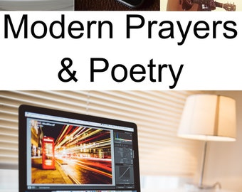 Modern Prayers and Poetry