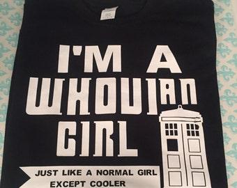 Whovian Girl