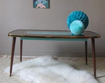 coffee table retro vintage