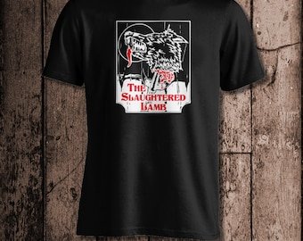 The Slaughtered Lamb | Men's tee | Inspired by American Werewolf in London