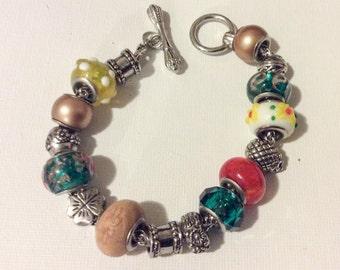 European Pandora like bracelet