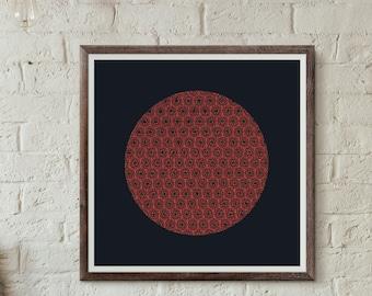 Kaleidoscope - Fine Art Digital Giclee Print