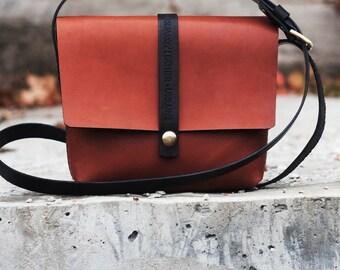 She mini, leather crossbody bag, leather shoulder bag, leather bag, mini crossbody bag, mini shoulder bag, womens crossbody, mini crossbody