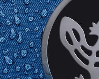 Waterproof spray application