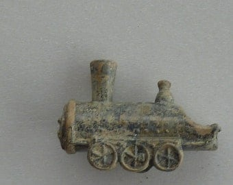 Antique Miniature Steam Train Whistle late 1800s