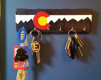 Colorado Key Hanger