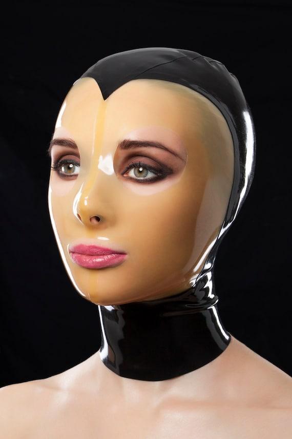 Les masques pour la personne t des anguilles