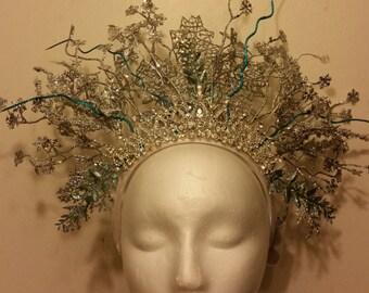 Winter Queen Crown