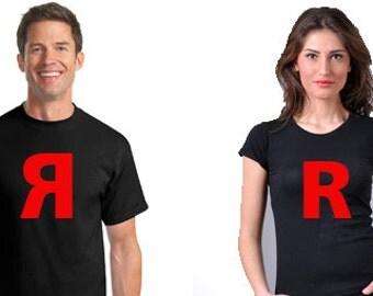 Team Rocket Couple Shirt,Couple Team Rocket Tshirt,Pokemon Go Shirt,Pokemon Game Shirt
