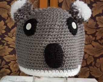 Children's Koala Cap