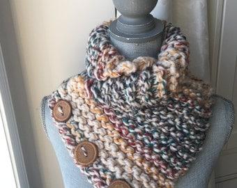 Hudson Bay Knit Collar