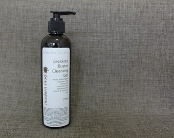 Modern Mud Breakout Buster Charcoal Cleanser