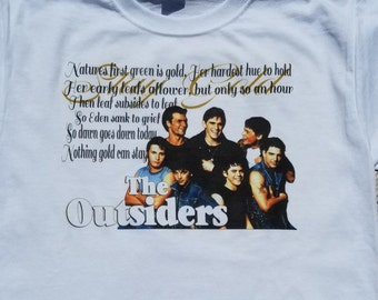 Outsiders Stay Gold T-shirt