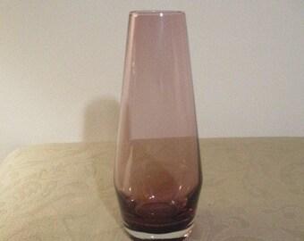 Aseda Art Glass Bud Vase - Sweden