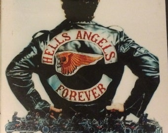 Hells Angels Forever DVD (New)