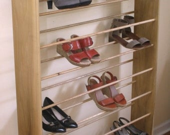 Shoe Rack, Shoe Organizer, Shoe Storage, Hold Up to 50 Pairs of Shoes