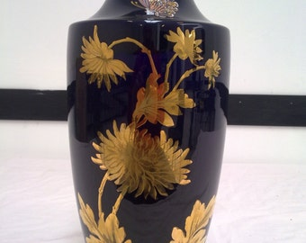 Vintage French large vase-1910-French Ceramics