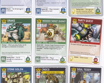 Maple Story Cards #2