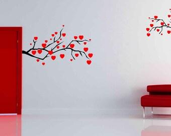 Branch Wall Art branch wall art | etsy