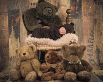 Custom baby sleep sack, teddy bear sleep sack, dino sleep sack, baby cocoon, sleep sack,