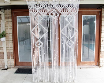 1.5m x 2.0m Macrame Wedding Backdrop