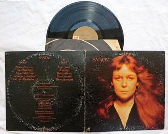 Sandy Denny - Sandy vinyl 1972
