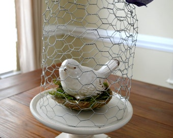 Spring Has Sprung Easter Bird's Nest Centerpiece