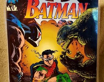 Detective Comics featuring Batman knightfall #4 by DC